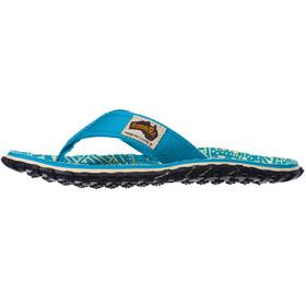 GUMBIES Islander Sandales, turquoise